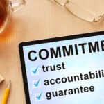 commitment trust accountability