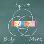 healthy spirit mind body