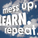 messup learn repeat